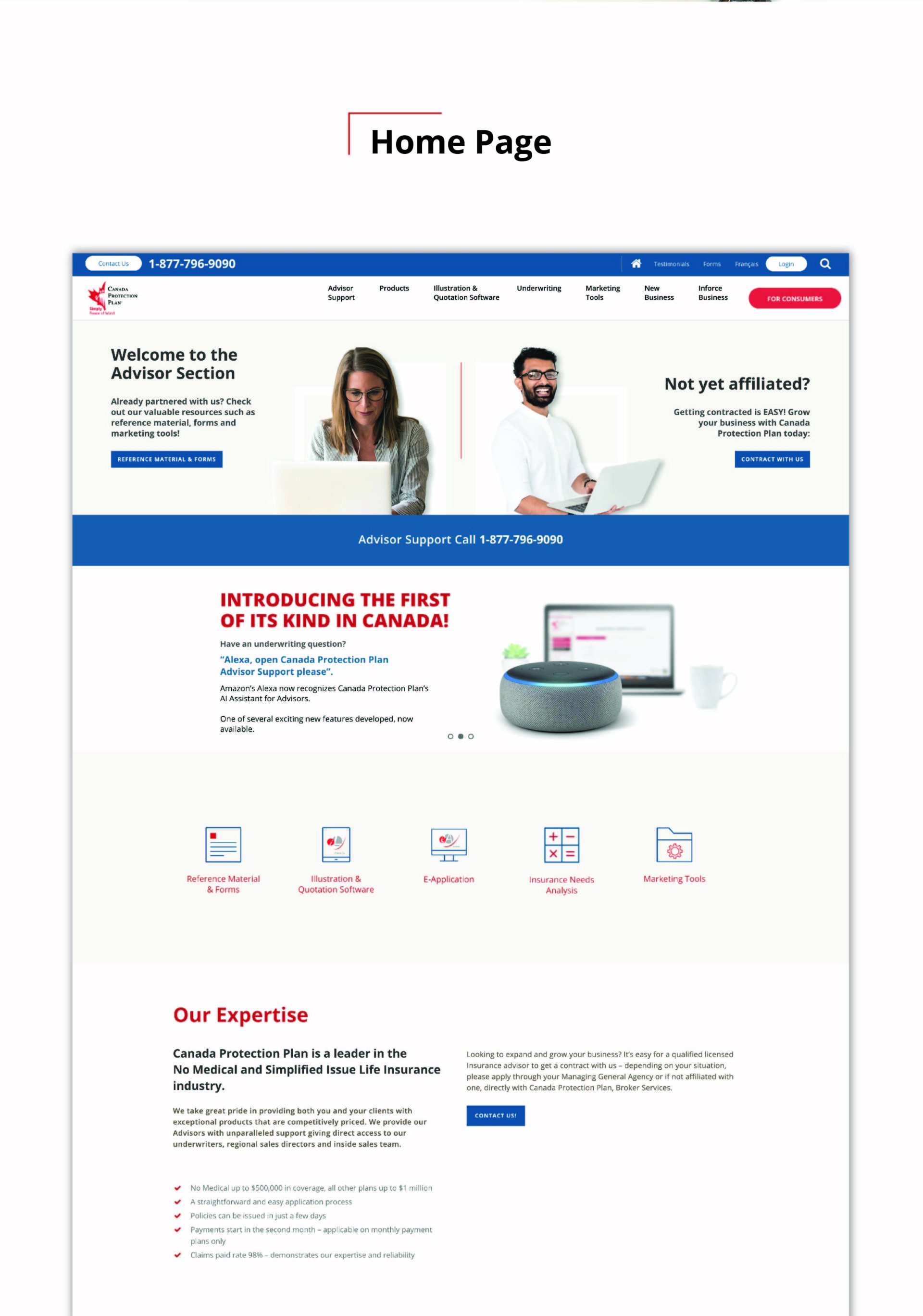 CPP Case Study Homepage