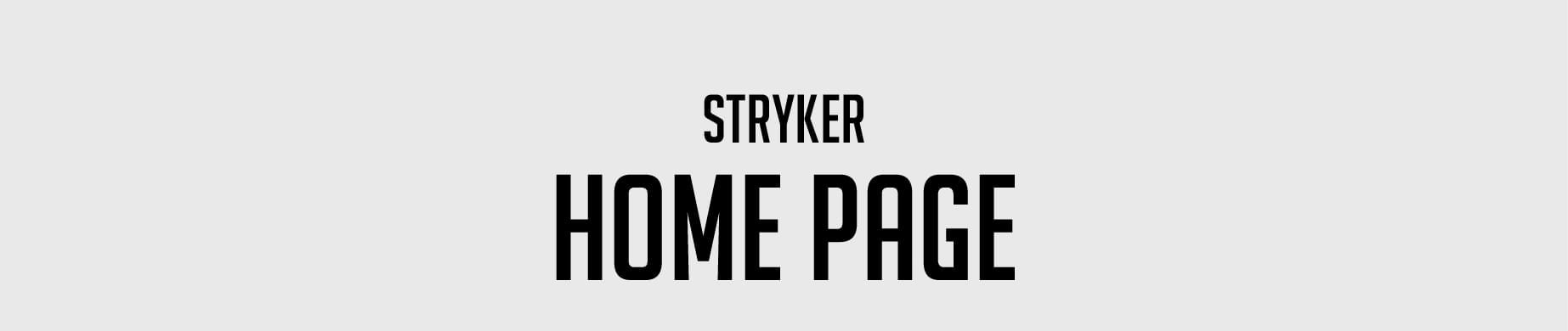 Stryker Home Page