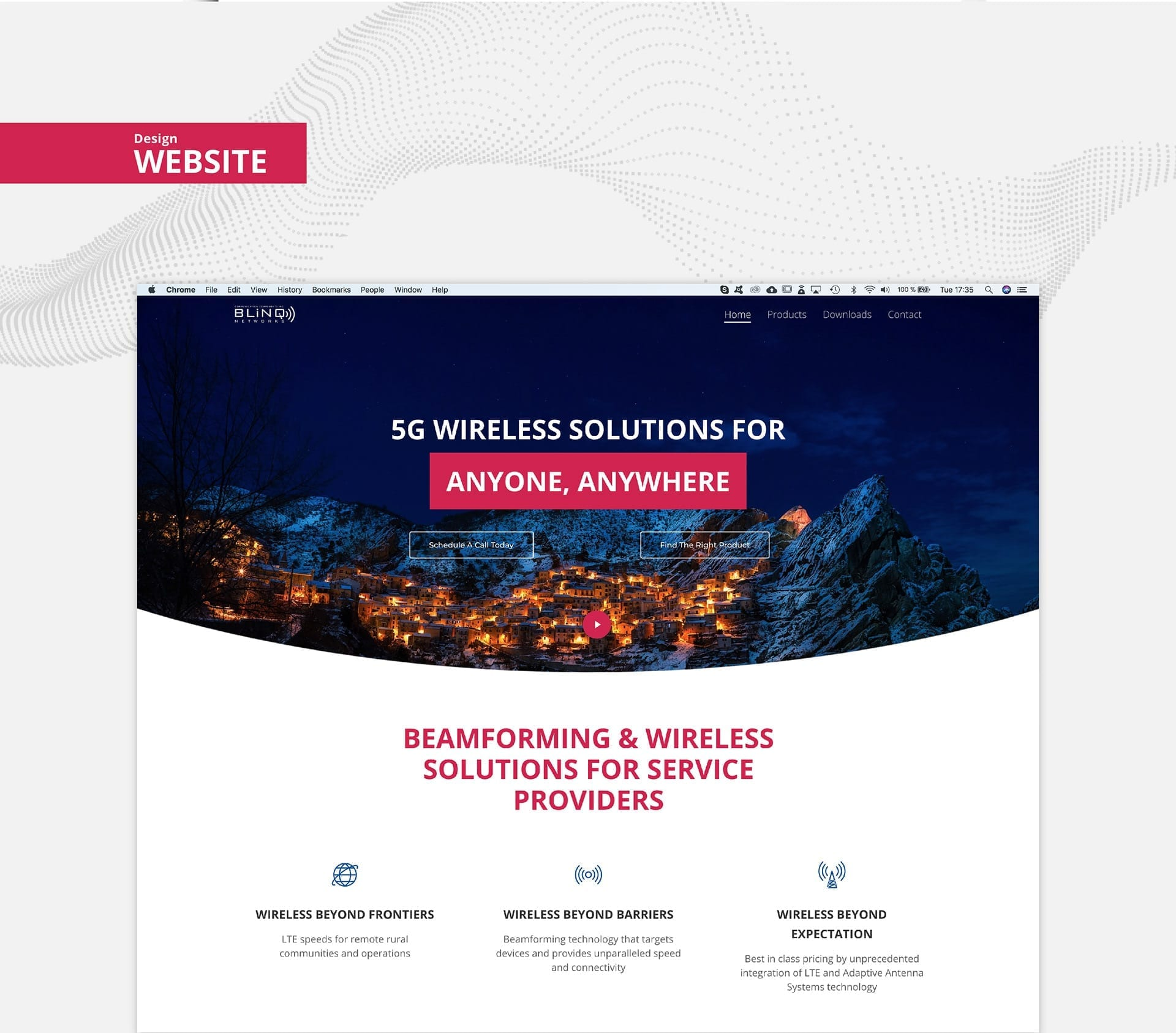 homepage design_header