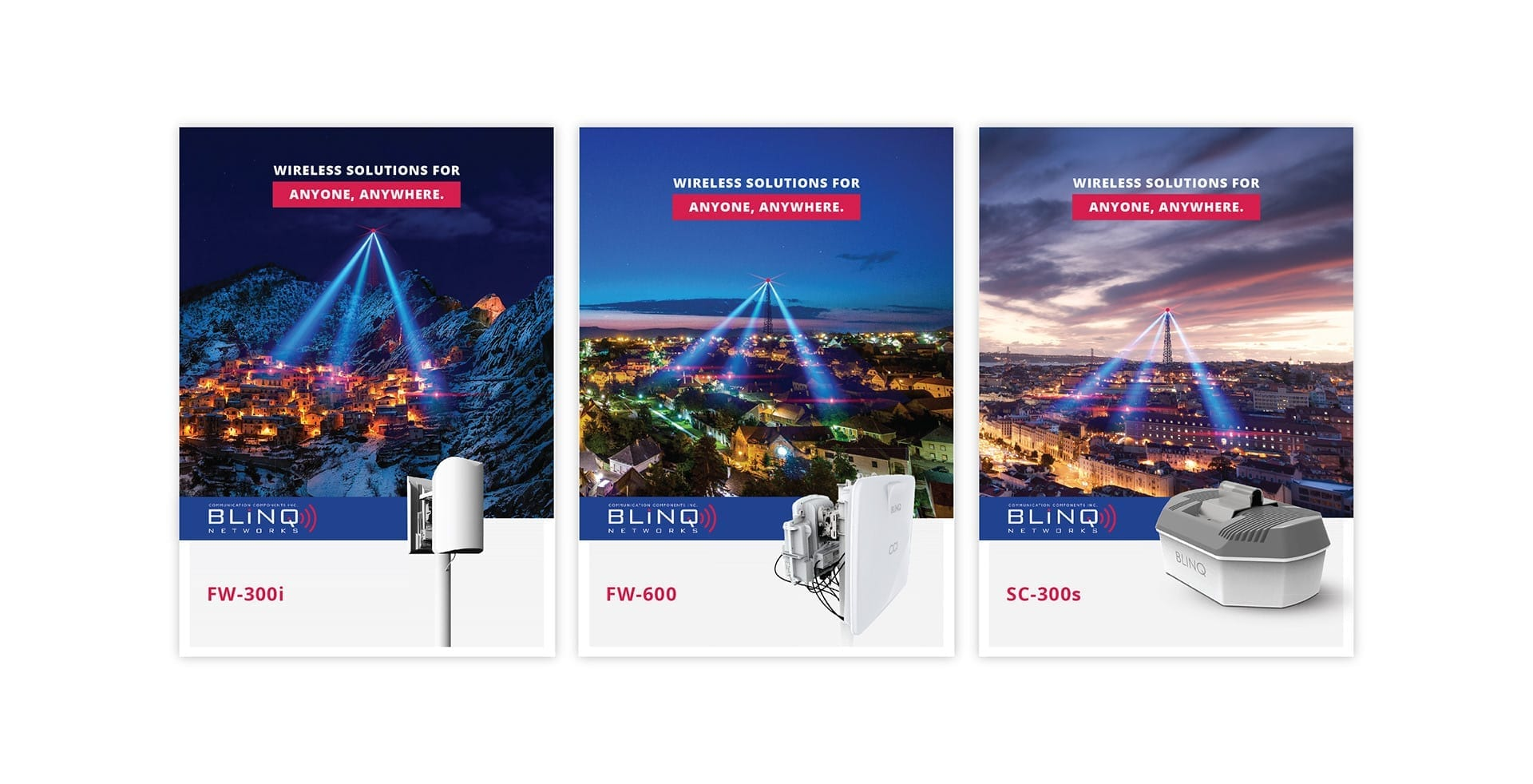 product specification brochures