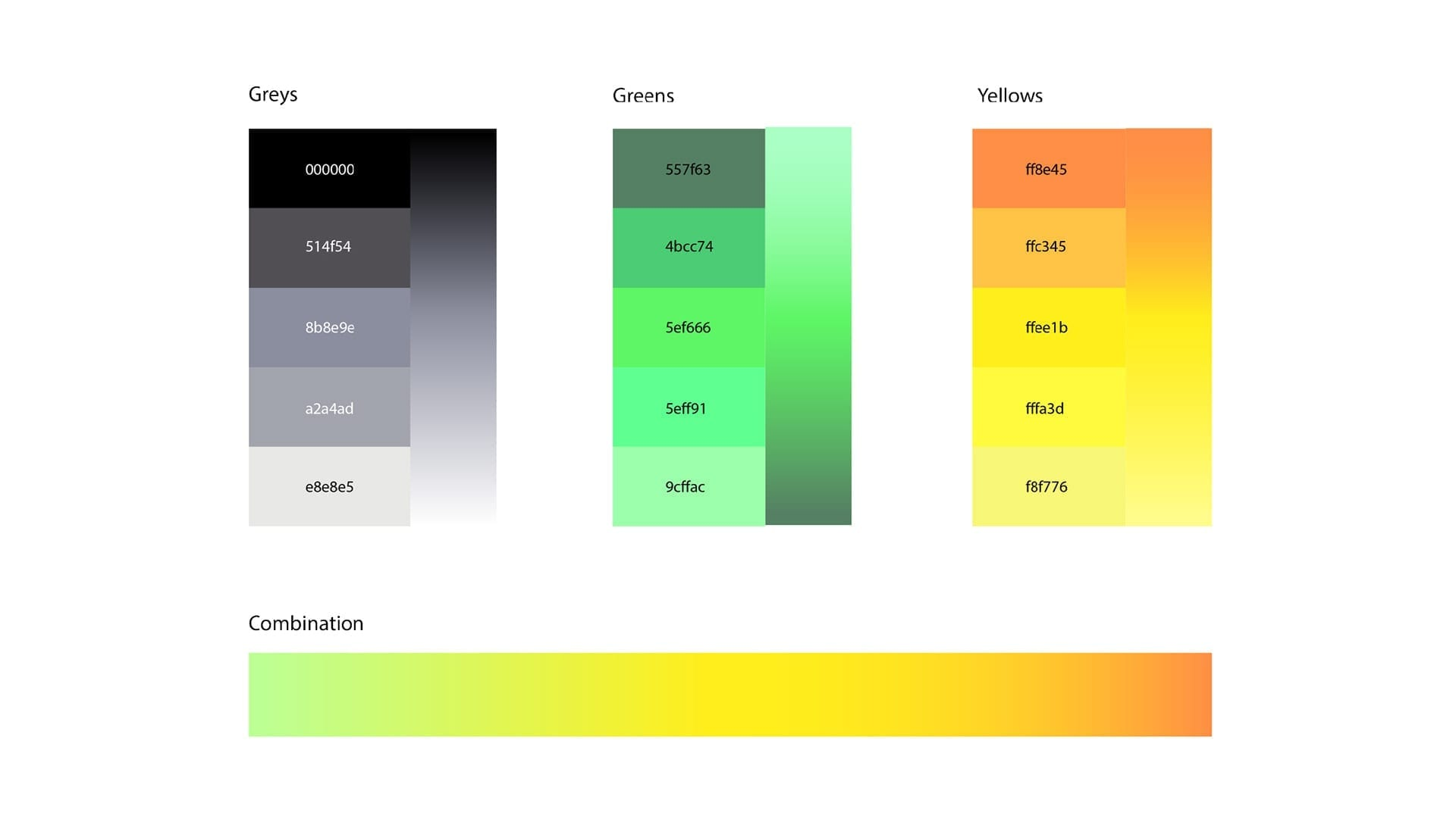 Nugeneris Design colours