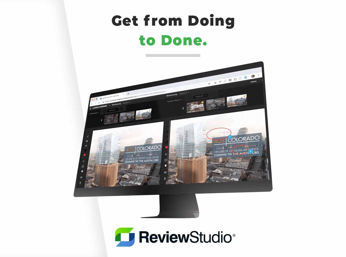 Review Studio Facebook Ad